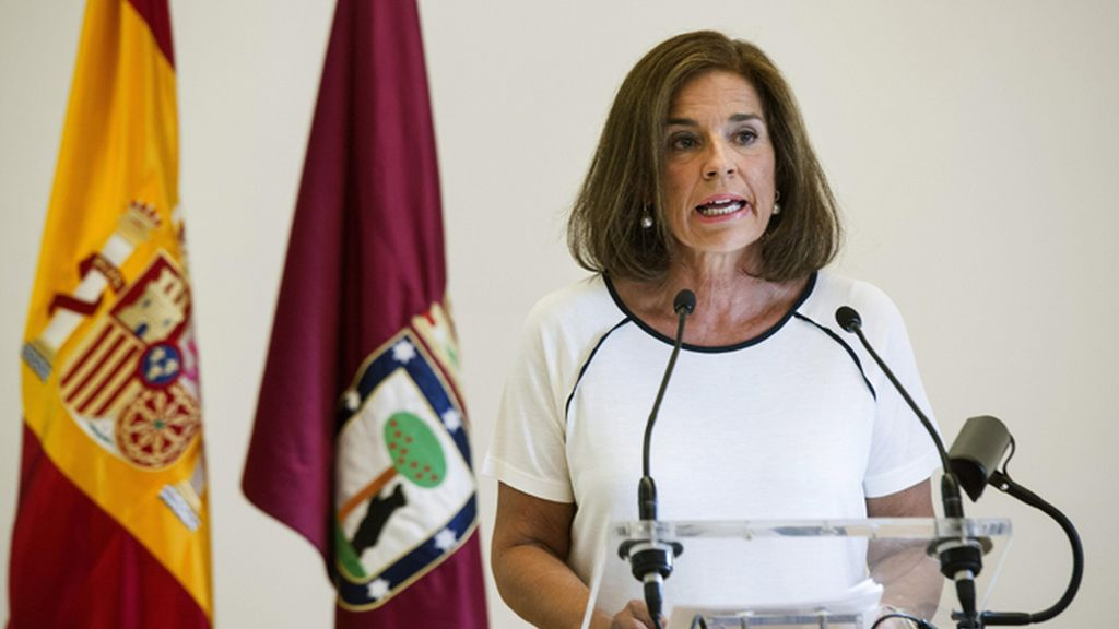 Ana Botella anuncia que no se presentará a las elecciones municipales de 2015