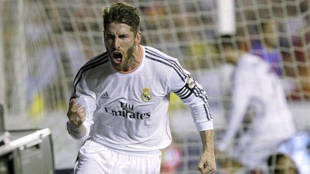 Sergio Ramos, único español en el once del año para los usuarios de 'uefa.com'