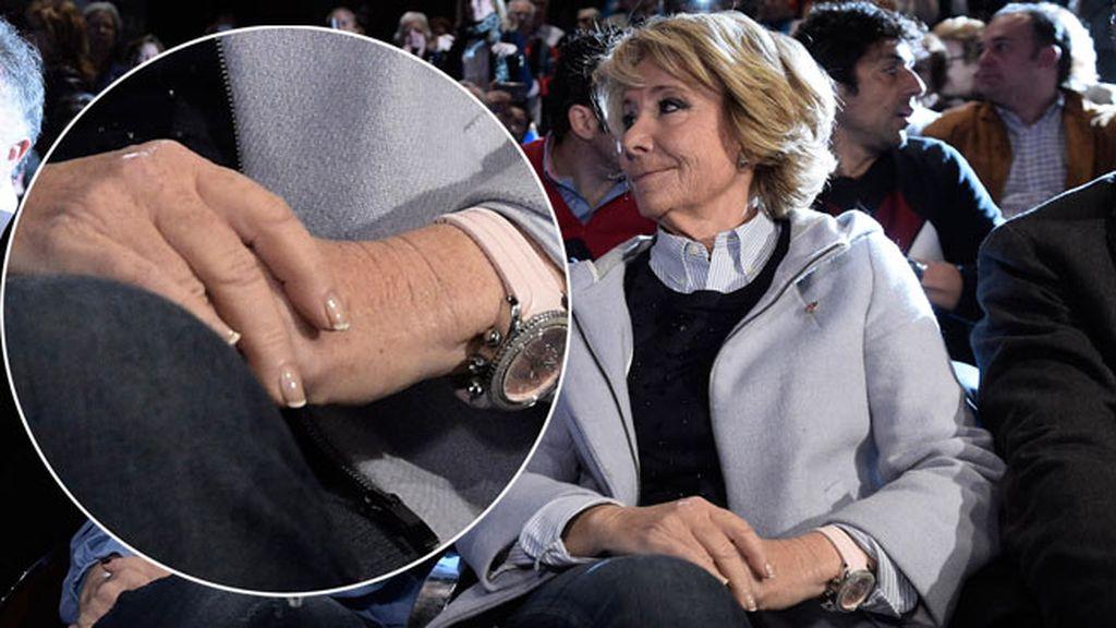 Manicura francesa del PP