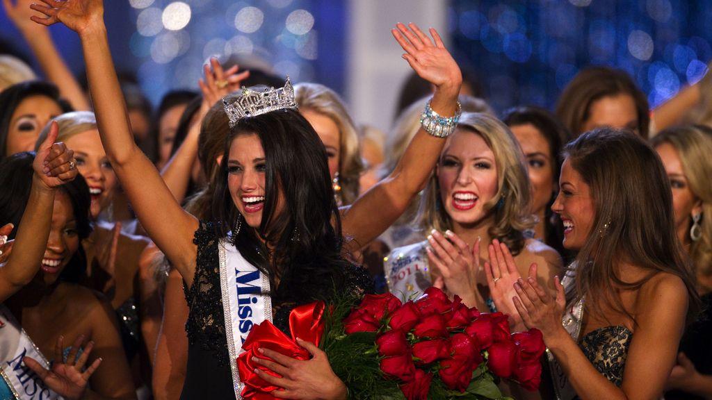 Miss Wisconsin, la nueva Miss América