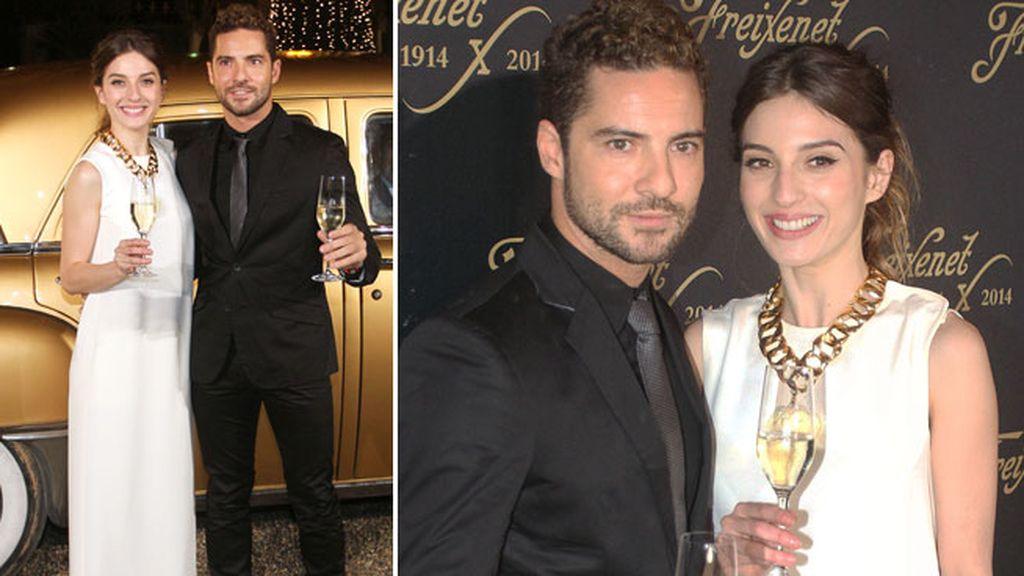 La actriz ha sido noticia por los reporches a su exnovio, Mario Casas