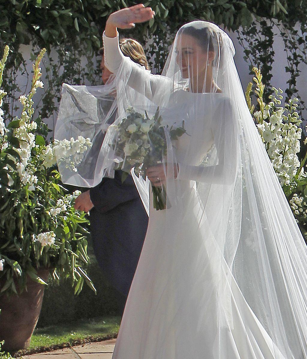 La novia Eva González