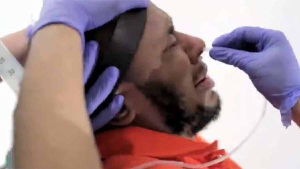 El rapero Mos Def durante el experimento
