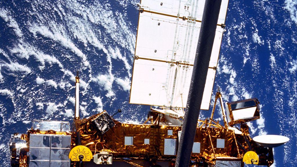 El Satélite UARS entrará en la atmósfera con riesgo mínimo para las personas.
