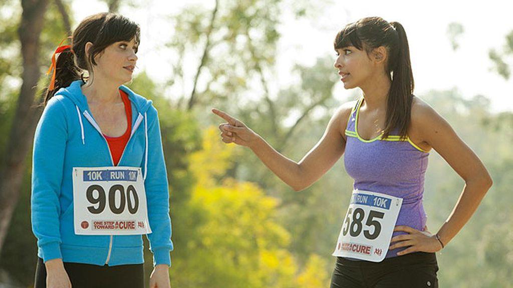 Un maratón y un secreto
