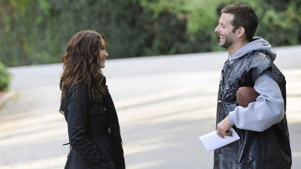 El Romeo delirante, Bradley Cooper en 'El lado bueno de las cosas'