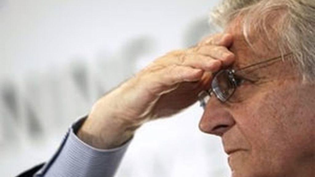 El presidente del Banco Central Europeo (BCE), Jean Claude Trichet. Foto: AP.