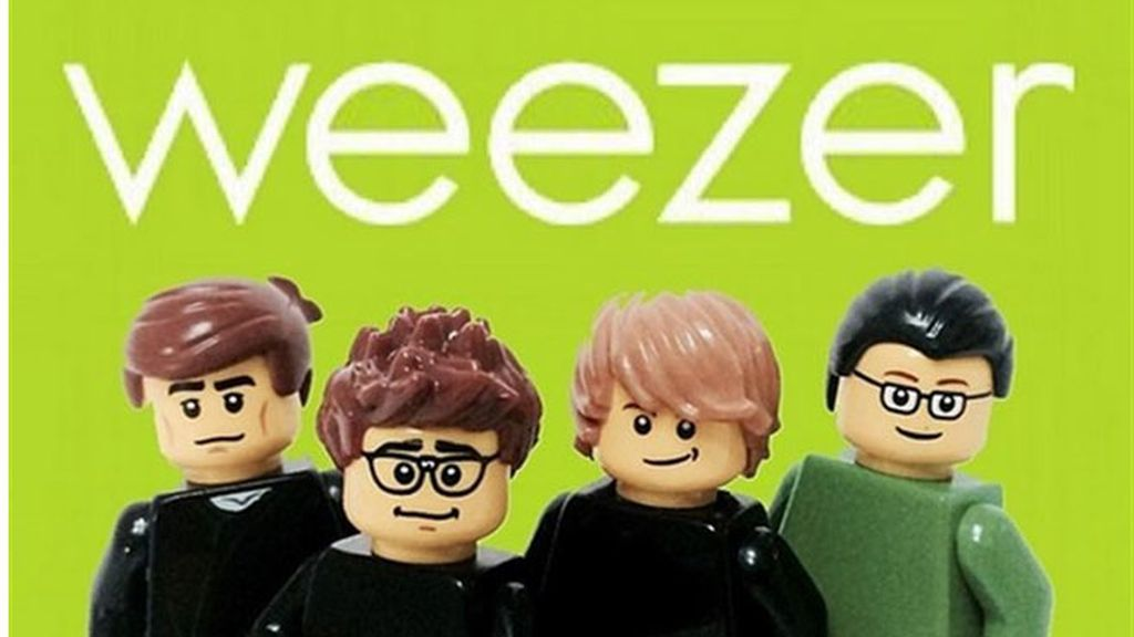 Lego weezer