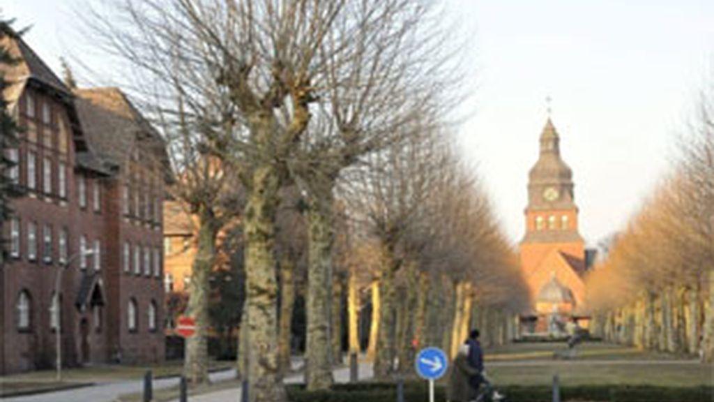 El hospital Johannesstift de la Iglesia Evangélica. Foto: BZ