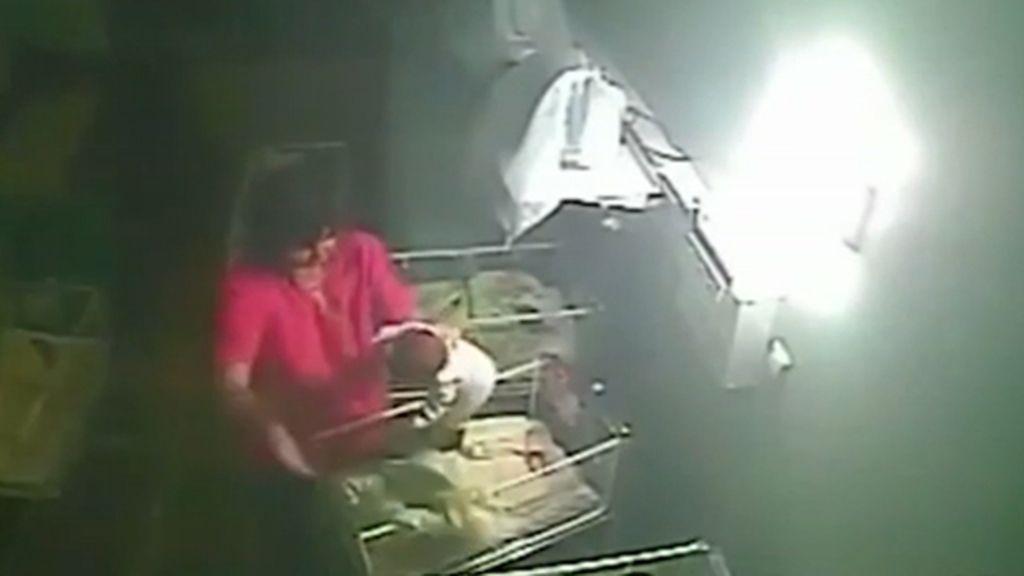 Detenida una enfermera búlgara por golpear a un recién nacido