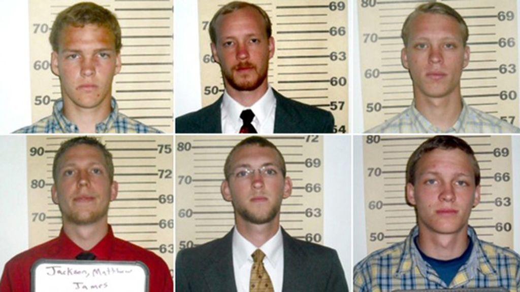 Seis hermanos violan a su hermana menor durante once años