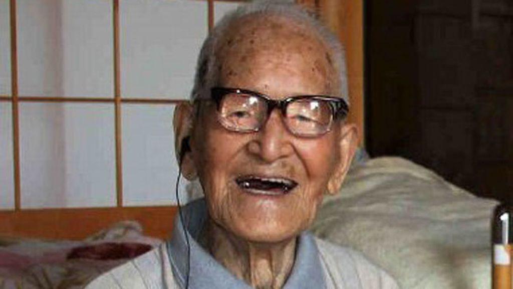 La persona más anciana del mundo celebra sus 116 años