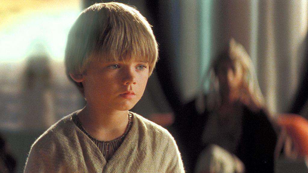 Darth Vader también fue niño