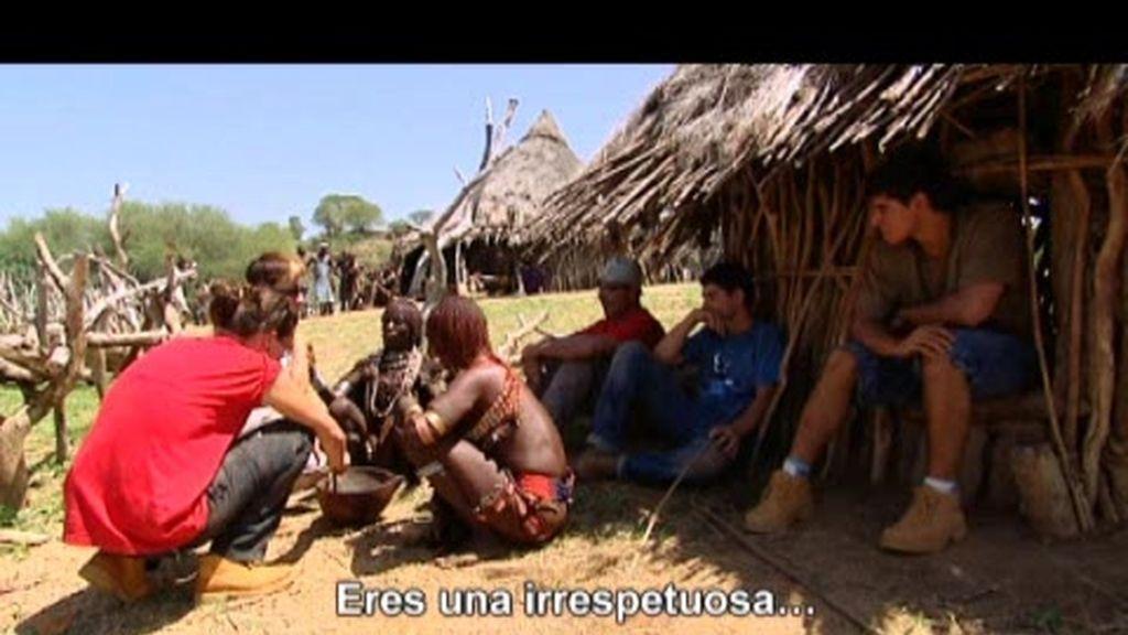 Promo Perdidos en la Tribu: Los Rovira- Mezcua