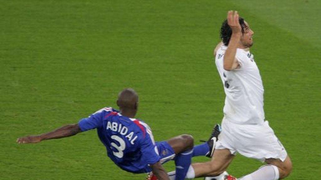Francia - Italia (0-2)