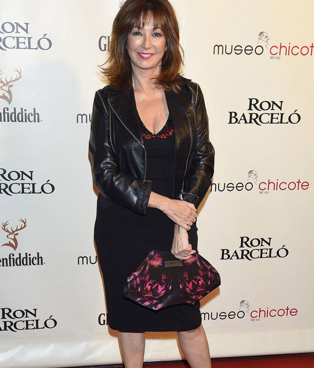 Ana Rosa Quintana recibió el premio a su trayectoria profeisonal