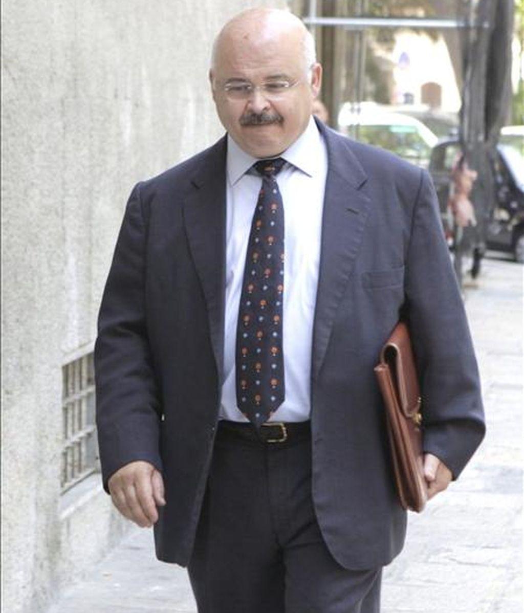 El ex conseller Josep Juan Cardona. EFE/Archivo