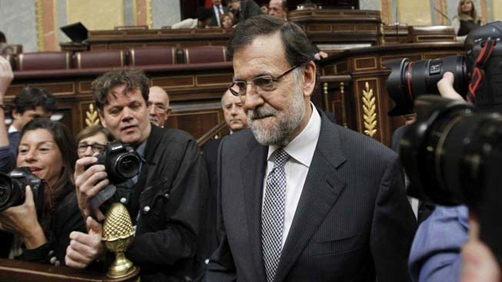 Mariano Rajoy en el Debate de la Nación