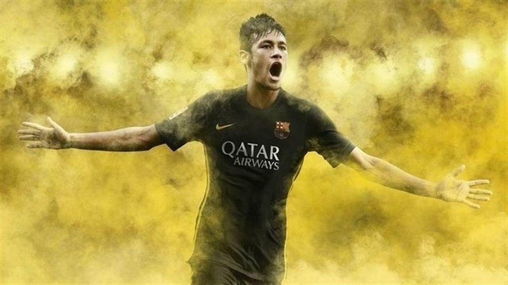 El Barça vuelve a apostar por el negro para su tercera equipación
