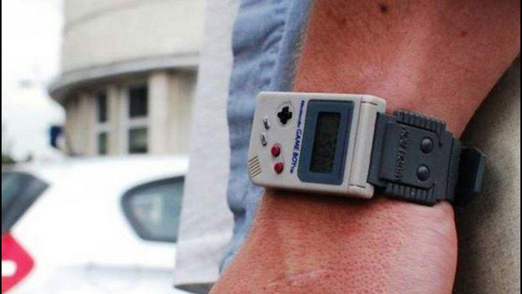 Reloj de pulsera, por supuesto
