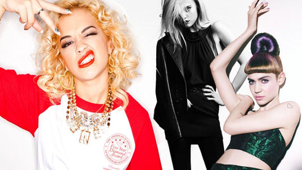 Las nuevas princesas del pop: más personalidad y menos carne