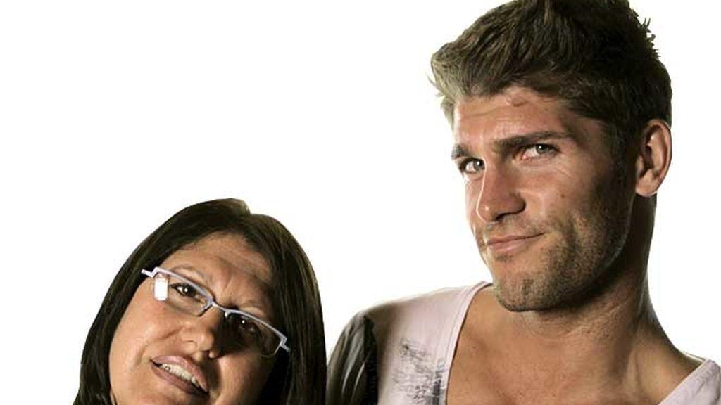 Quién quiere casarse con mi hijo: Rubén Póveda y Rosi