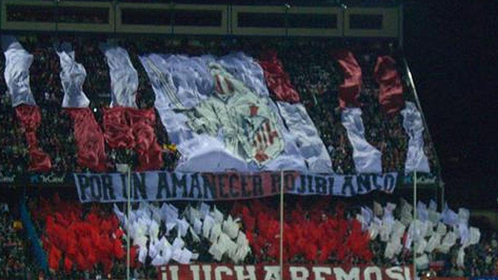 Atletico de Madrid,Violencia,Frente Atletico,ultras