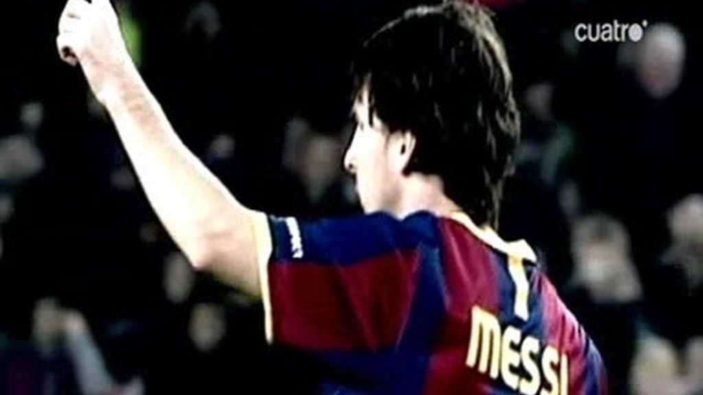 Messi, el resolutivo