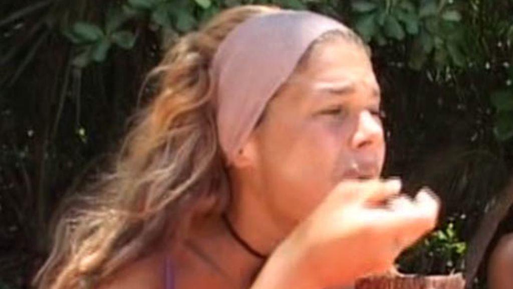 Ivonne no pasa hambre
