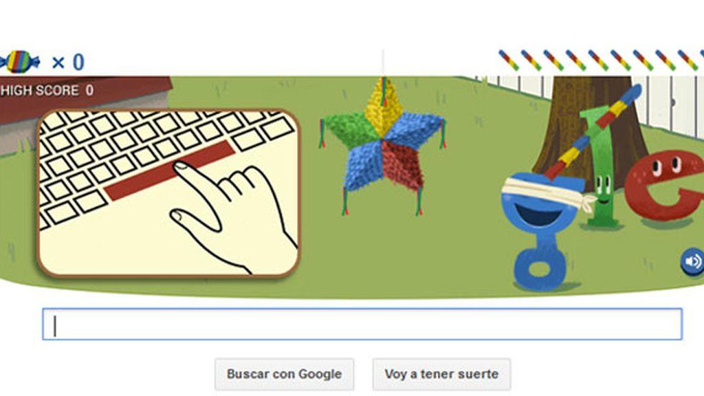 doodle, Google, 15 años, cumpleaños