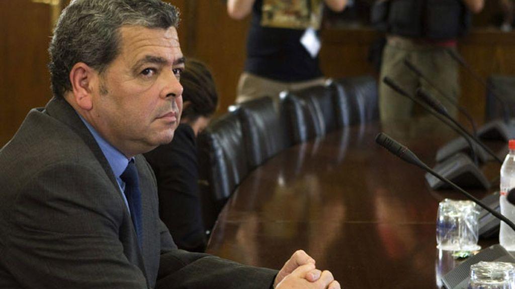 El exviceconsejero de Empleo de la Junta de Andalucía Agustín Barberá