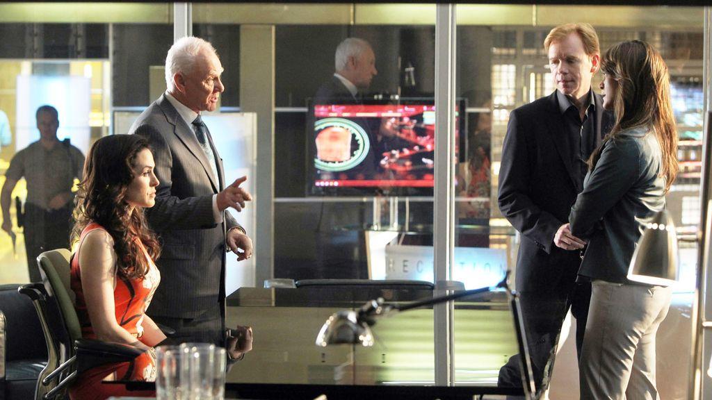 Las imágenes de los capítulos de CSI de estreno