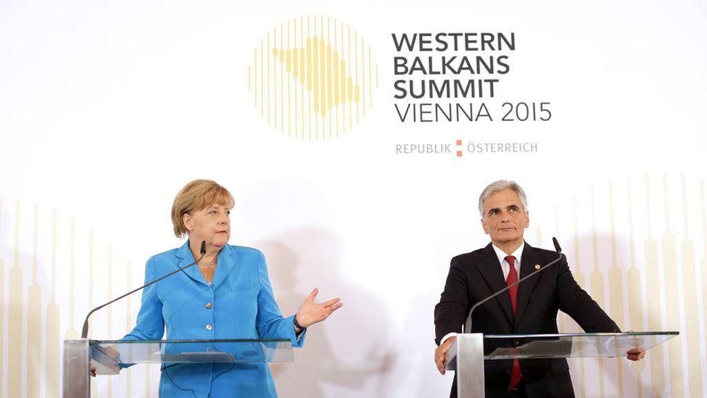 """Merkel: """"Debemos afrontar rápidamente y con solidaridad la cuestión de la inmigración"""""""