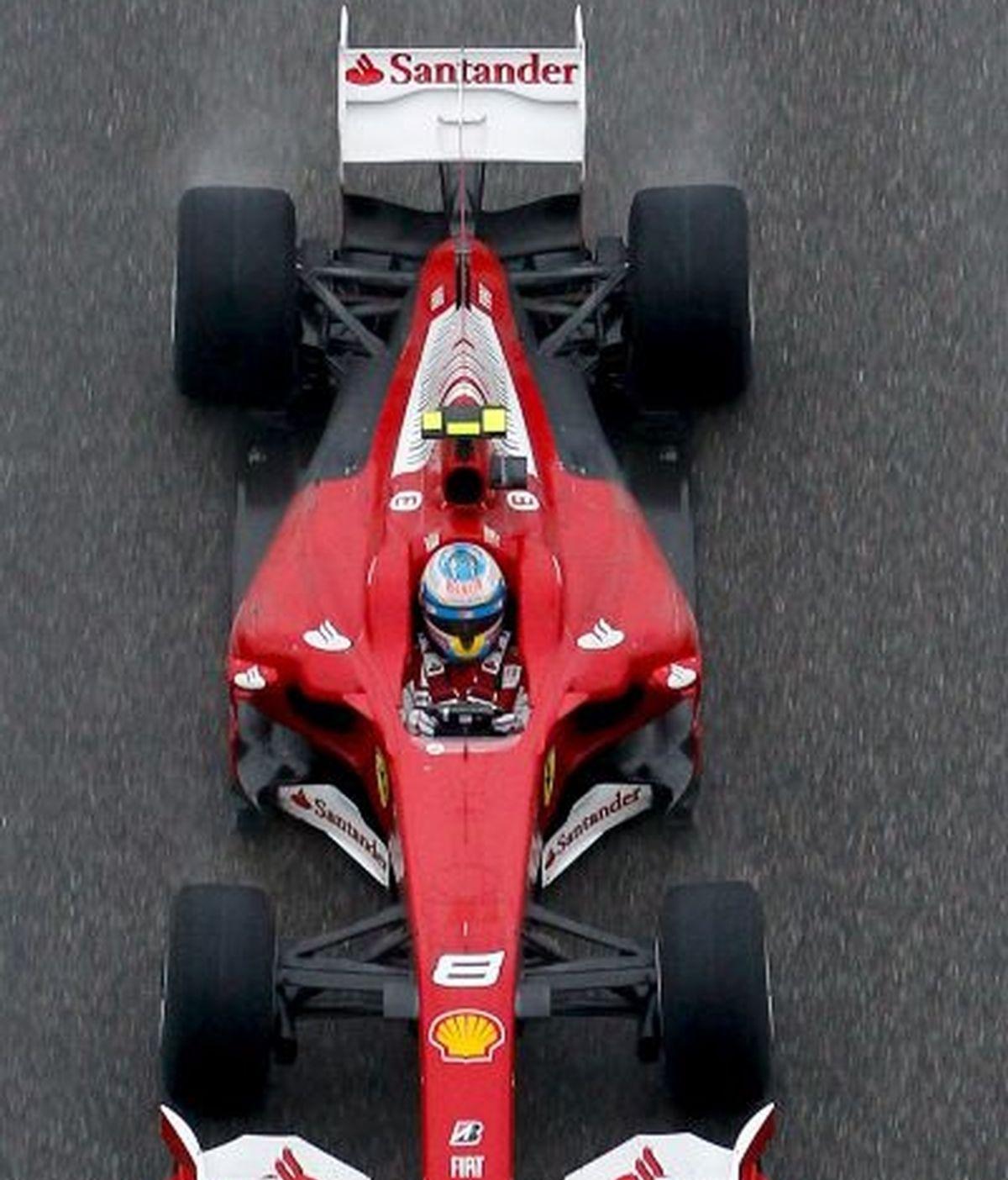 Fernando Alonso. FOTO: EFE.