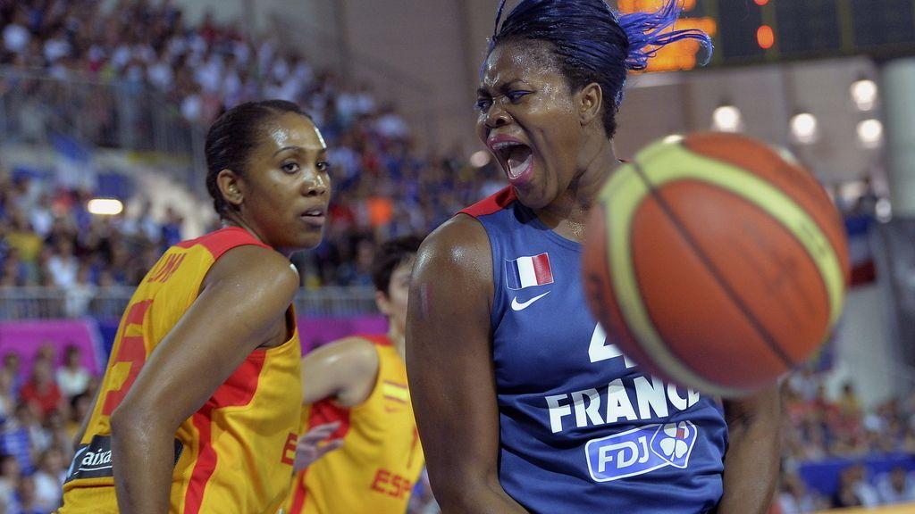 Eurobasket femenino. Foto: EFE