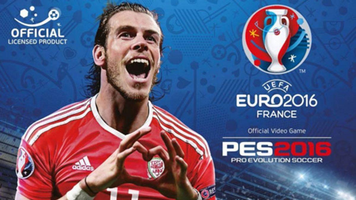 Gareth Bale PES Euro 2016