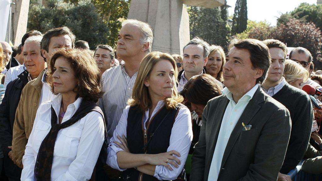 """Ana Botella dice que el Gobierno debe hacer """"aquello que en justicia corresponda"""""""