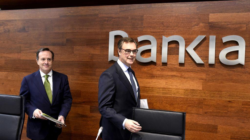Bankia devolverá el dinero a los accionistas minoristas para cerrar el escándalo de la salida a bolsa