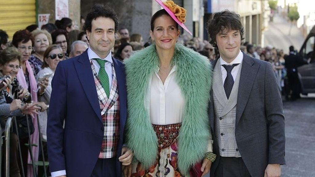 Samantha Vallejo-Nájera, Jordi Cruz y Pepe Rodríguez