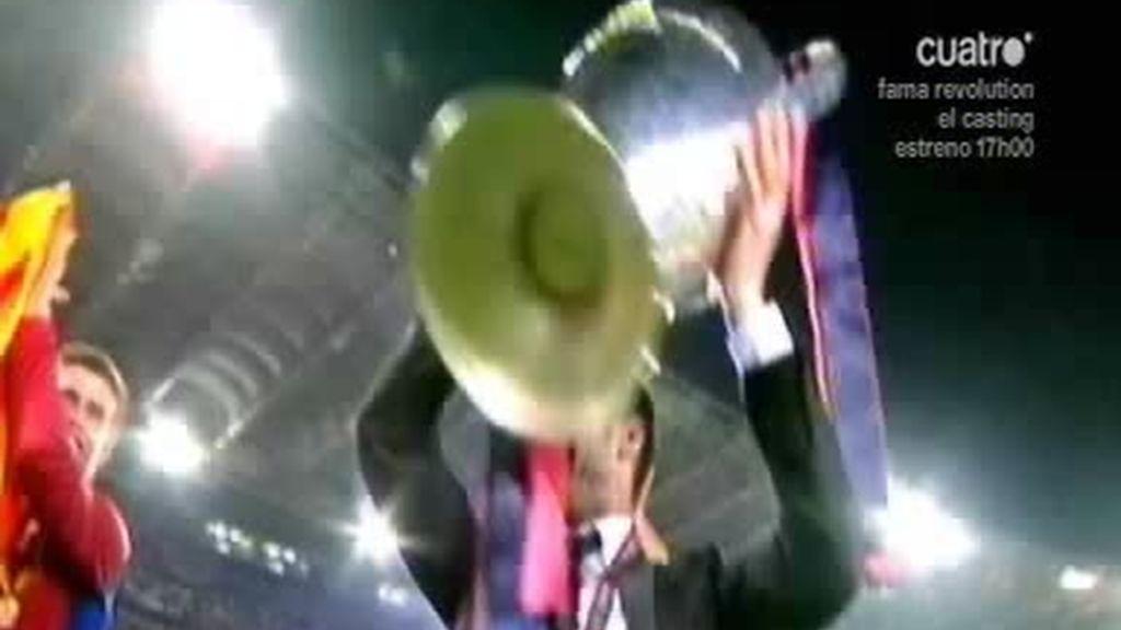 Pep Guardiola, el rey de copas