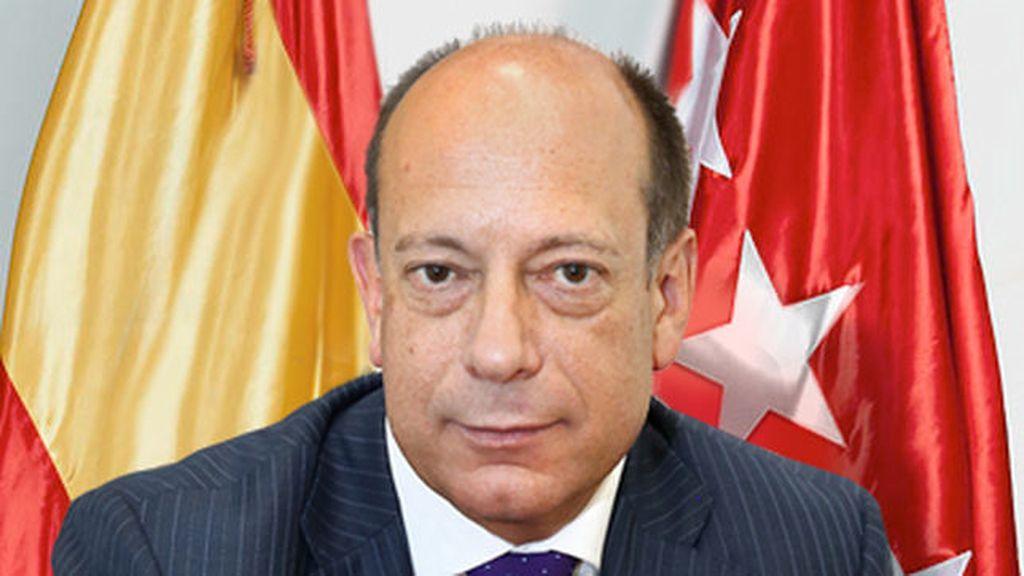 Manuel Pérez Gómez, exconsejero de Educación de la Comunidad de Madrid