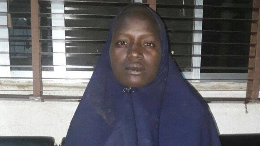 Segunda niña liberada Boko Haram