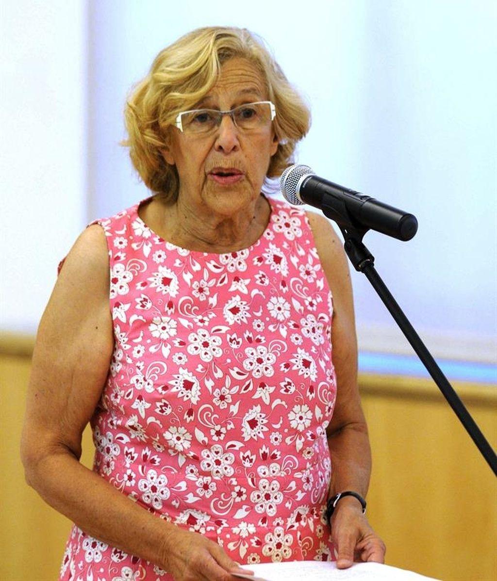 Carmena crítica la multa a la prostituta y pide perseguir a los tratantes de mujeres