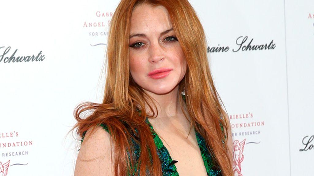 Lindsay Lohan contra su propia marca