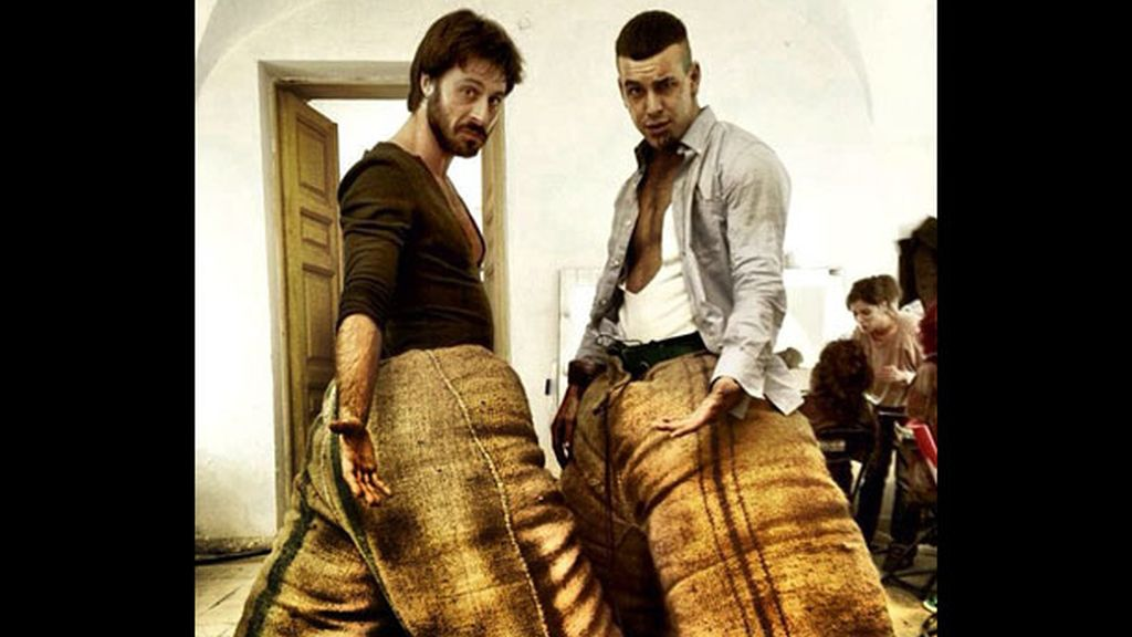 Ellos son los que llevan los pantalones