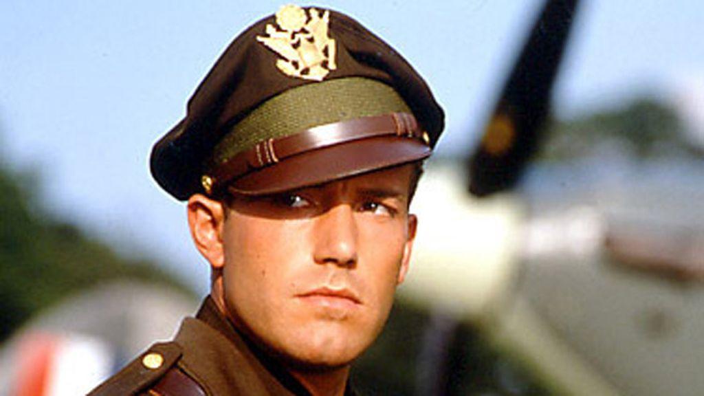 Ben Affleck, protagonista del triángulo amoroso de 'Pearl Harbor'