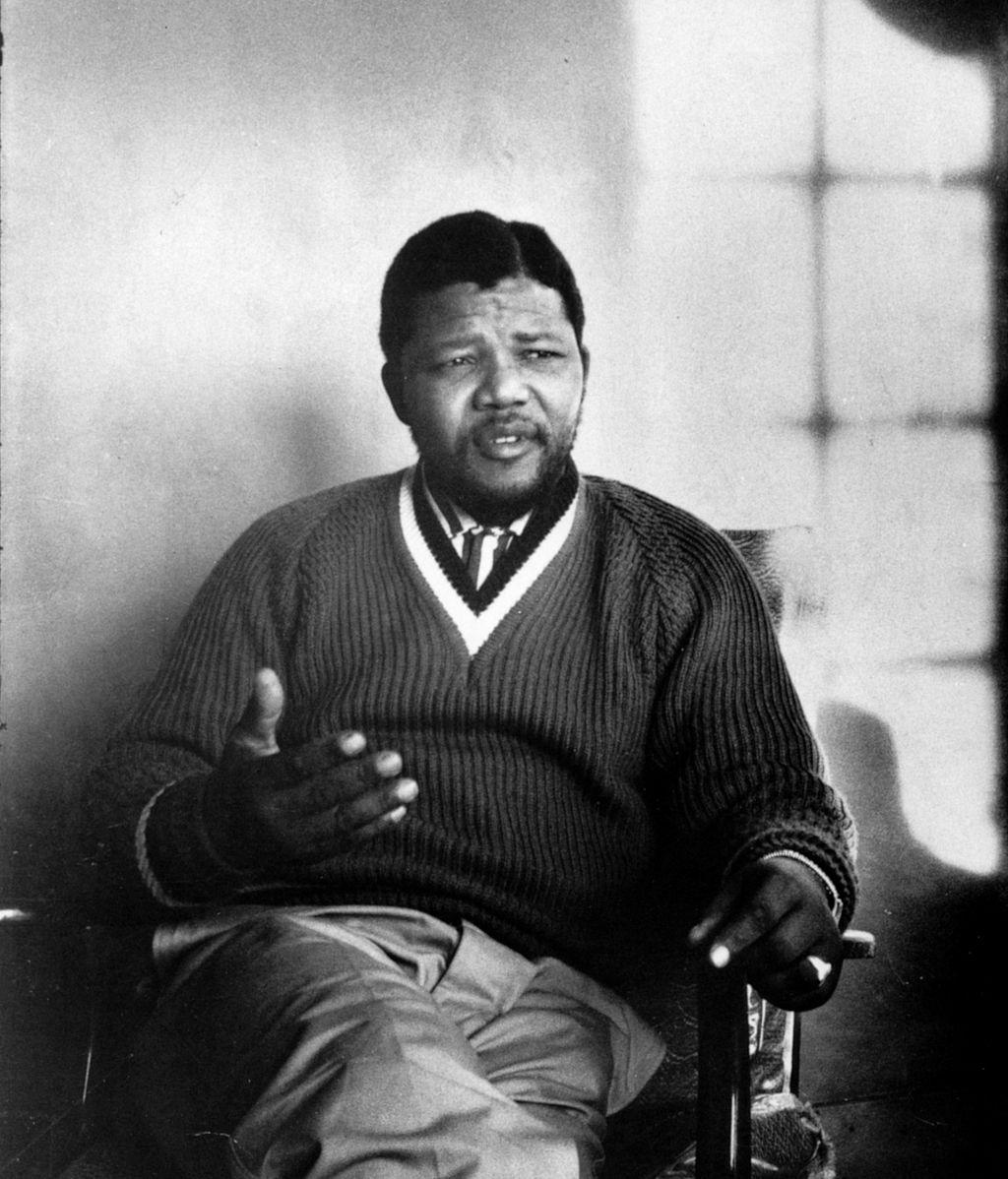 Fue un activo defensor de los derechos de los negros en Sudáfrica