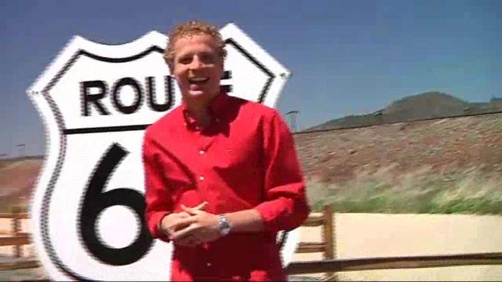 Avance Callejeros Viajeros: Ruta 66