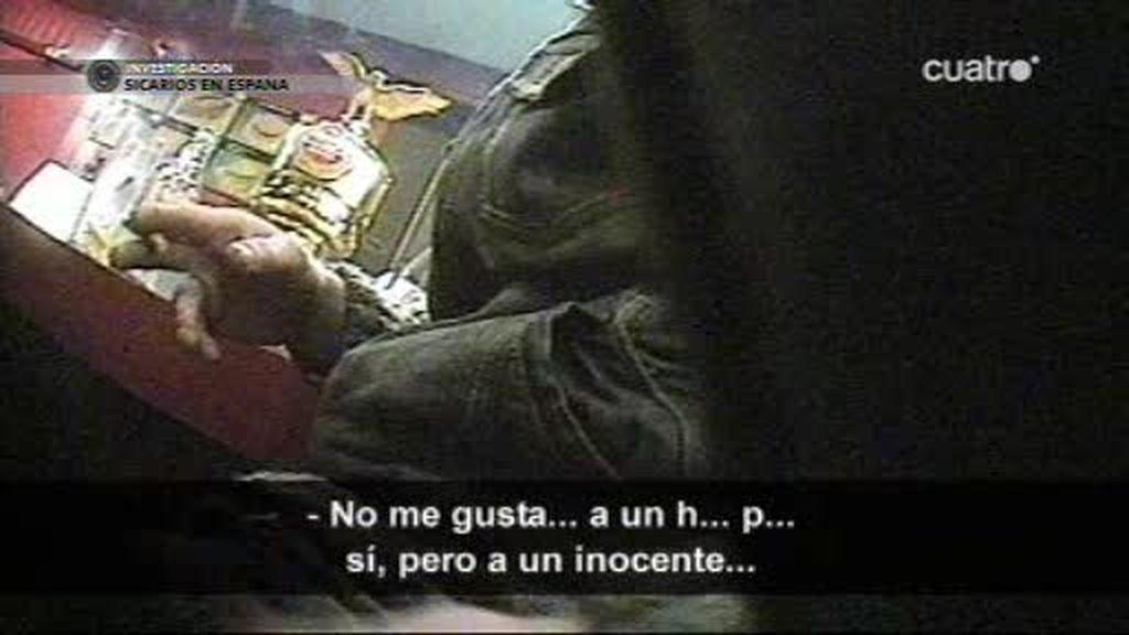 Sicarios en España