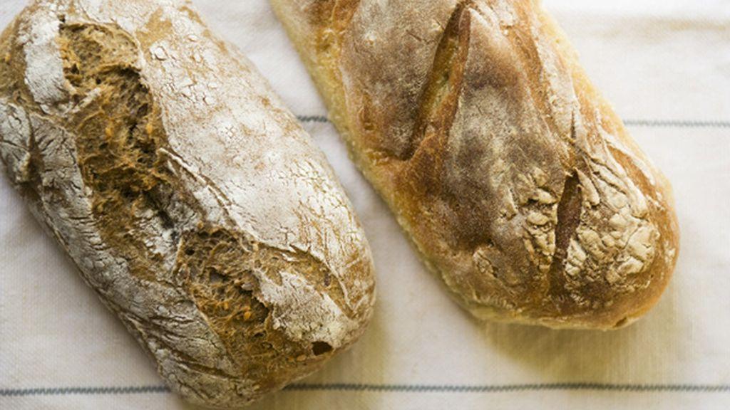 Pan integral o de cereales oscuros